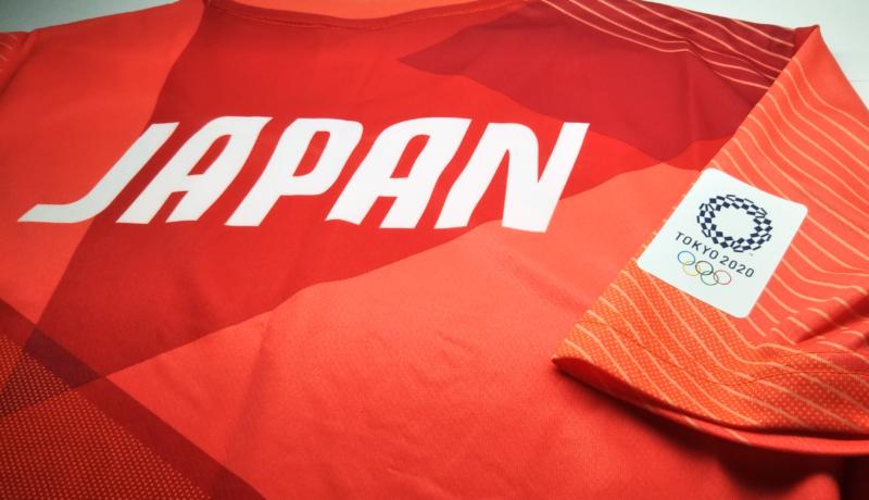東京五輪のオリンピックTシャツ