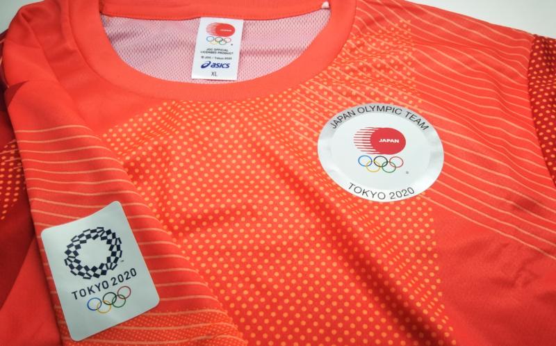 東京オリンピック2020のTシャツ
